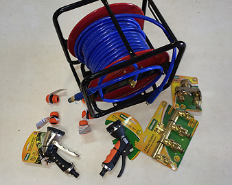 Hoses & Sprayguns - Choice Building Products