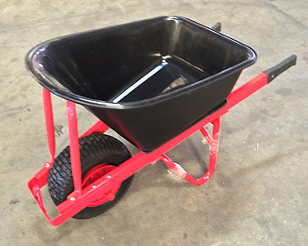 Wheelbarrows - Choice Building Products