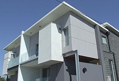 Building Materials - Supaboard Fascade