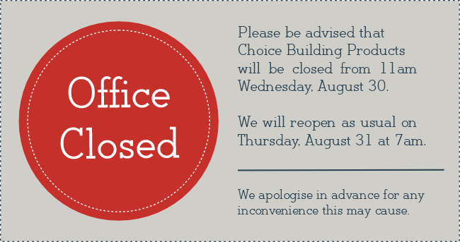 Blog Post - Office Closed Aug17