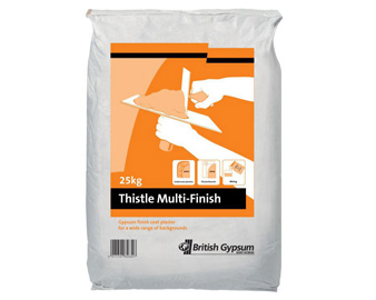 British Gypsum Multifinish - Choice Building Products