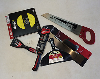 Drywall Tools - Choice Building Products