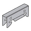 Building Materials Ceiling Track Stud Clip 890