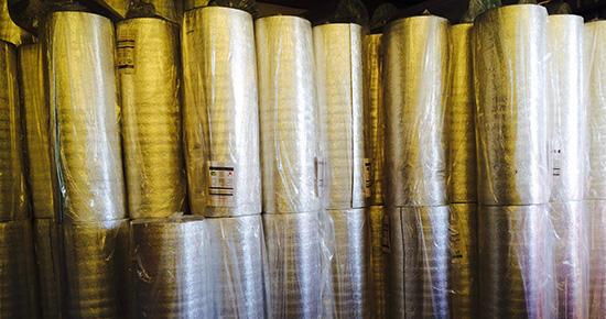 Building Materials Insulation Rolls