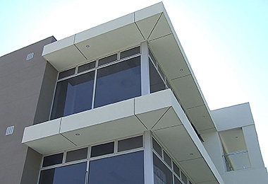 Building Materials - Supaboard Eaves